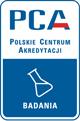 Logo Certyfikatu PCA